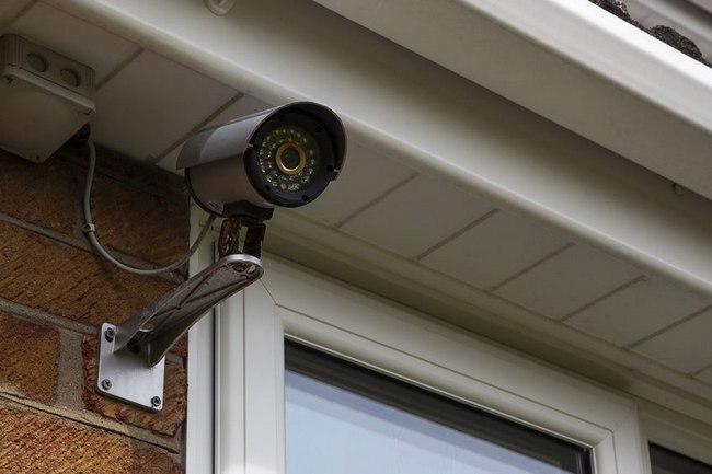 camara de bullet para video vigilancia