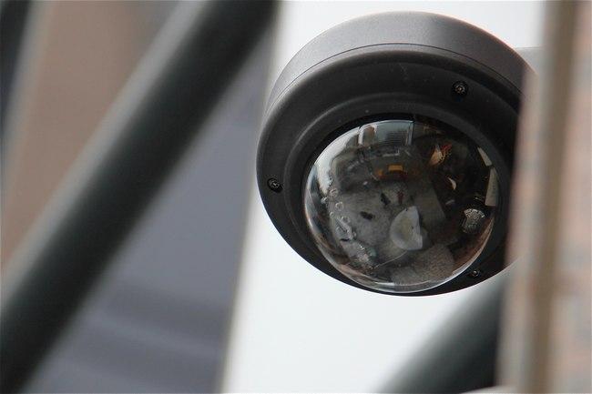 camara de vigilancia ptz