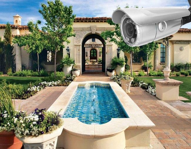 camaras de vigilancia para el hogar día y noche