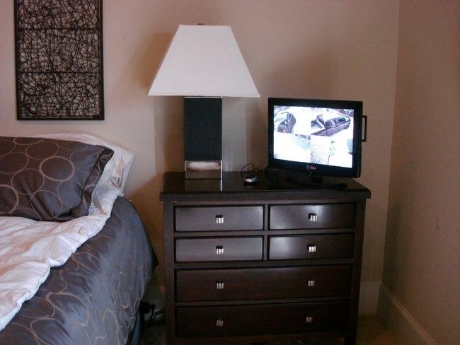 monitoreo de cctv 4 camaras en el hogar