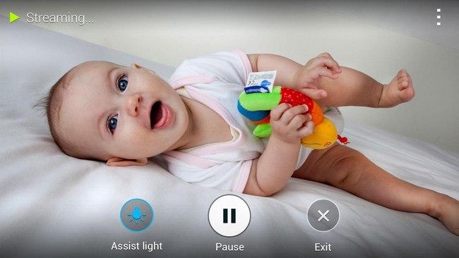 samsung smartcam para vigilancia de tu bebe vigilabebes