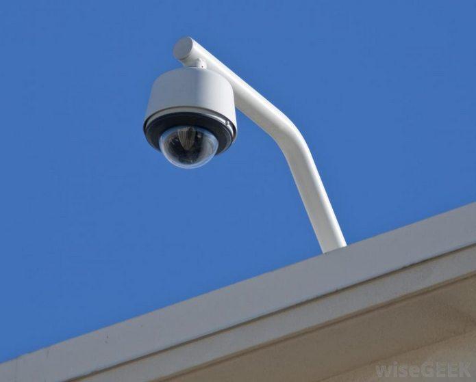 camara de vigilancia para exteriores 360 grados