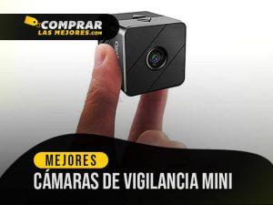 Cámaras Miniaturas para Espiar