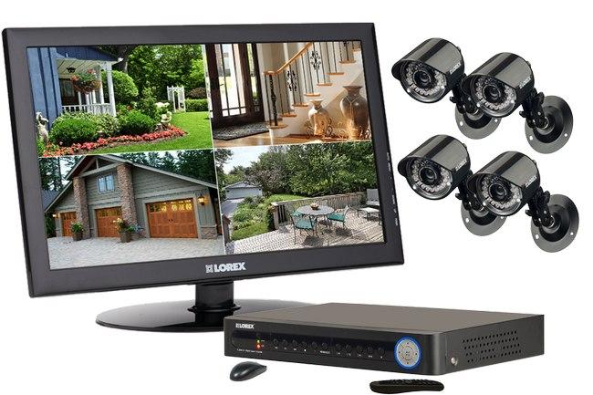 Cámaras Inalámbricas de Vigilancia y Sistemas de Seguridad